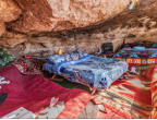 Cave for rent in Sedona